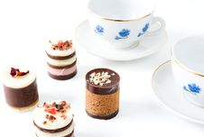 Free Tea With Cookies Stock Photography - 18578082