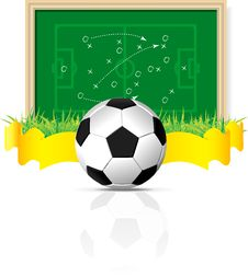 Free Vector Soccer Ball Stock Photo - 18578370