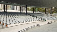 Free Empty Theater Stock Photography - 18578752