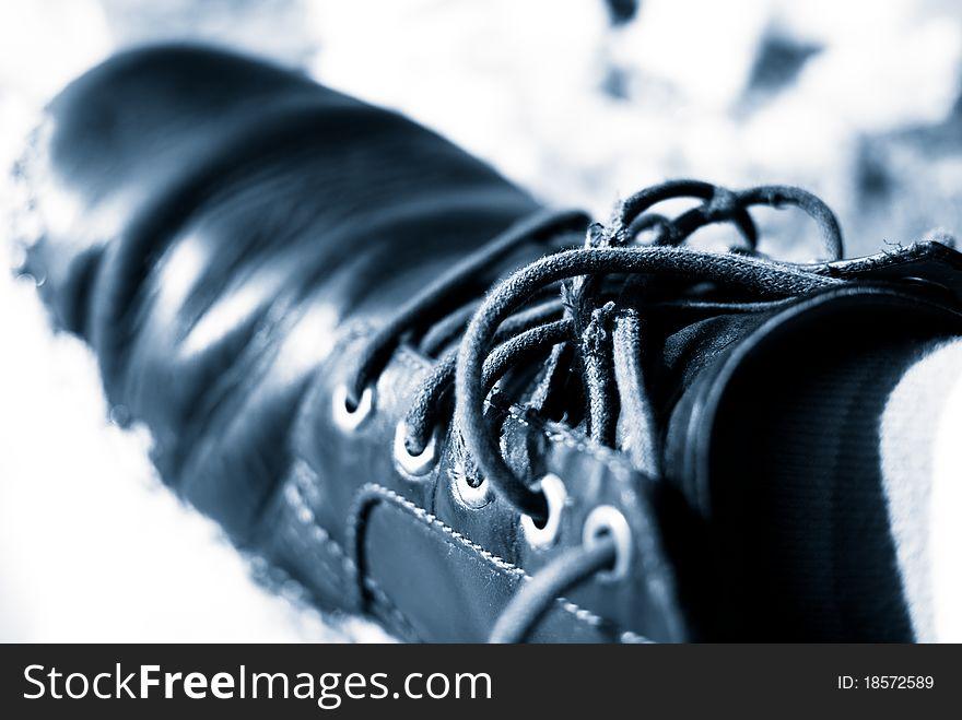 Old men shoe