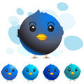 Free Blue Bird Royalty Free Stock Photography - 18586387