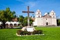 Free Mission Santa Barbara Stock Photos - 18587023
