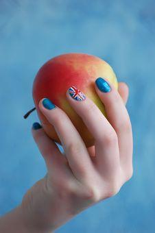 Free British Nail Stock Photography - 18580522