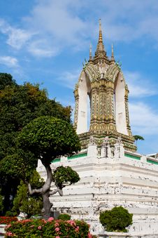 Free Bell Tower Bangkok Royalty Free Stock Images - 18582179