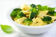 Free Tortellini Royalty Free Stock Photos - 18582858