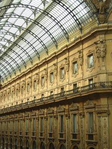 Free Galleria Vittorio Emanuele II- Milano Stock Photos - 18584123