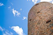 Free Black Beard S Castle Stock Image - 18586221