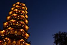 Free Stupa Royalty Free Stock Photo - 18586845