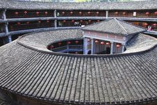 Free Tulou In China Stock Photography - 18587122