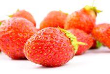 Free Sweet Ripe Strawberry Stock Photo - 18587330