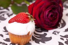 Free Cup Cake Stock Photos - 18587743