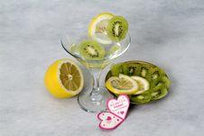 Free Cocktail And Fruit, Wedding Paraphernalia Royalty Free Stock Image - 18588146
