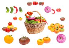 Free Vegetables Royalty Free Stock Photos - 18588188