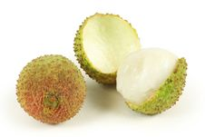 Free Lychee Royalty Free Stock Image - 18590636