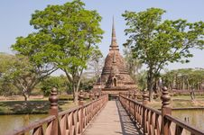 Free Ancient Pagoda. Stock Image - 18591001