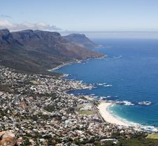 Free Camps Bay Royalty Free Stock Images - 18592279