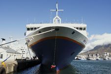 Free Cruise Liner Royalty Free Stock Photos - 18592318
