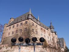 Free Castle Of Marburg, Germany Stock Images - 18596704