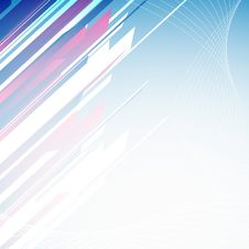 Abstract Hi-tech Background Stock Photography