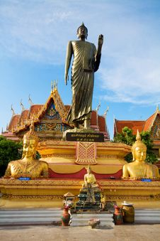 Free Image Buddha In Thailand Royalty Free Stock Images - 18599489