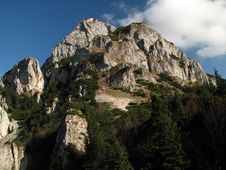 Free Stony Mountain Peak Stock Images - 18599524