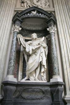 Saint Bartholomew Stock Image