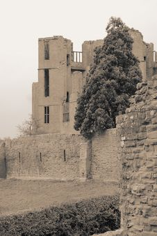 Free Ancient Castle Stock Image - 1864911