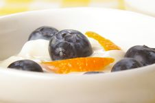 Free Blueberry Snack Royalty Free Stock Photo - 1865505