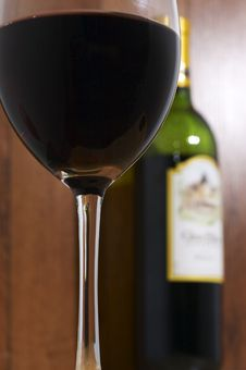 Free Wine Table Royalty Free Stock Photography - 1866297