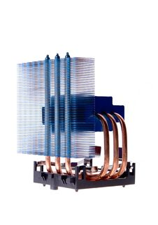 Free Heatsink Isolated Stock Photography - 1866832