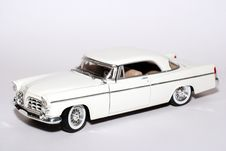 Free 1956 Chrysler 300B Metal Scale Toy Car Stock Photography - 1867372