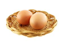 Free Two Eggs Stock Images - 1868044