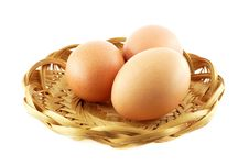 Free Three Eggs Stock Photos - 1868053