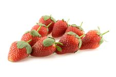 Free Strawberry Triangle Royalty Free Stock Images - 1868149