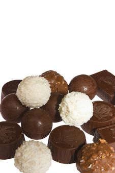 Free Chocolate Candies Stock Photography - 1868962