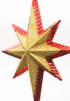 Free Christmas Star Stock Photo - 1869030