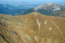 High Tatras, Slovakia Stock Photography