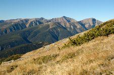 Free High Tatras, Slovakia Royalty Free Stock Photos - 1869348