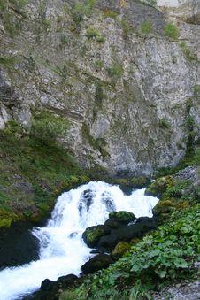 Free Durmitor Mountains Waterfall Stock Photos - 1869533