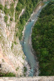 Free Durmitor Mountains Bridge Stock Images - 1869564