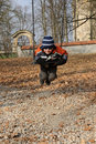 Free Child On Swing Royalty Free Stock Photography - 18601537