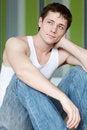Free Handsome Man Stock Image - 18602761