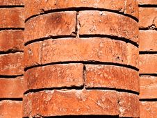 Free Old Brick Wall Stock Images - 18600474