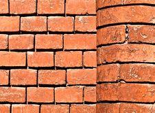 Free Old Brick Wall Stock Photography - 18600652