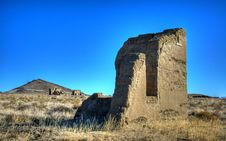 Free Ruins At Fort Churchill Stock Photography - 18602312