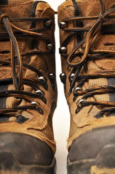 Free Trekking Shoe Stock Photo - 18602860