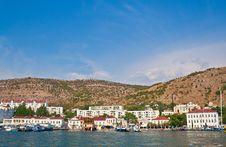 Free Ukraine, Crimea, Balaclava Bay Royalty Free Stock Photo - 18602885