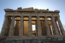 Free Parthenon Royalty Free Stock Images - 18603329