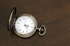 Free Pocket Watch Royalty Free Stock Photos - 18603458
