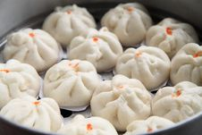 Free Steamed Dumpling Stock Image - 18606001
